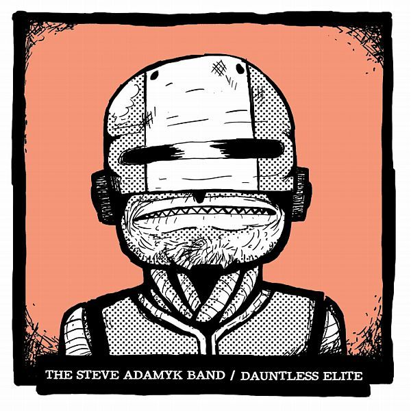 Cover DAUNTLESS ELITE / STEVE ADAMYK BAND, s/t