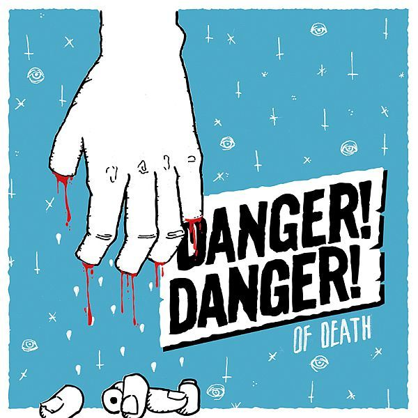 Cover DANGER! DANGER!, s/t