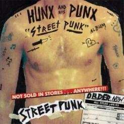 Cover HUNX & HIS PUNX, street punk
