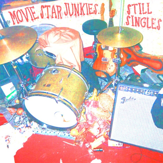 MOVIE STAR JUNKIES, still singles cover