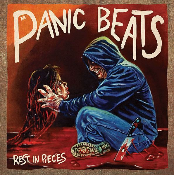 Cover PANIC BEATS, rest in pieces