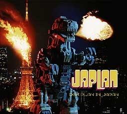 DER PLAN, japlan cover