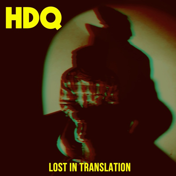 Cover HDQ, lost in translation