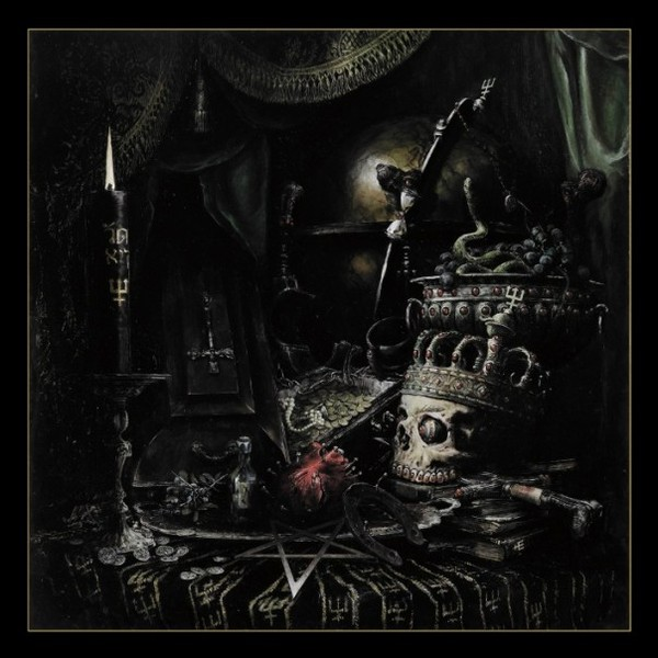 Cover WATAIN, the wild hunt