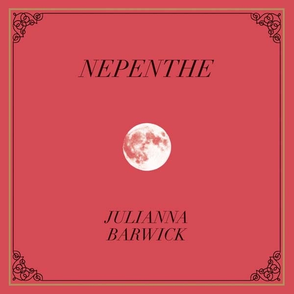 Cover JULIANNA BARWICK, nepenthe