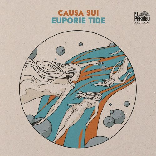 Cover CAUSA SUI, euporie tide