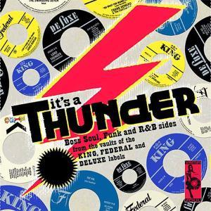 Cover V/A, crash of thunder - king funk!