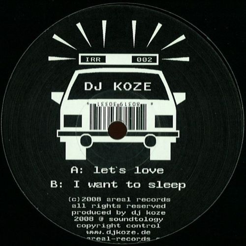 Cover DJ KOZE, let´s love