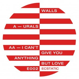 Cover WALLS, urals / i can´t give you anything but love