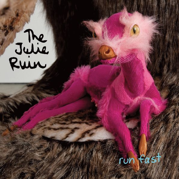 Cover JULIE RUIN, run fast