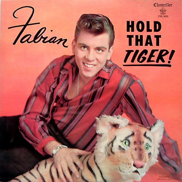 Cover FABIAN, hold that tiger