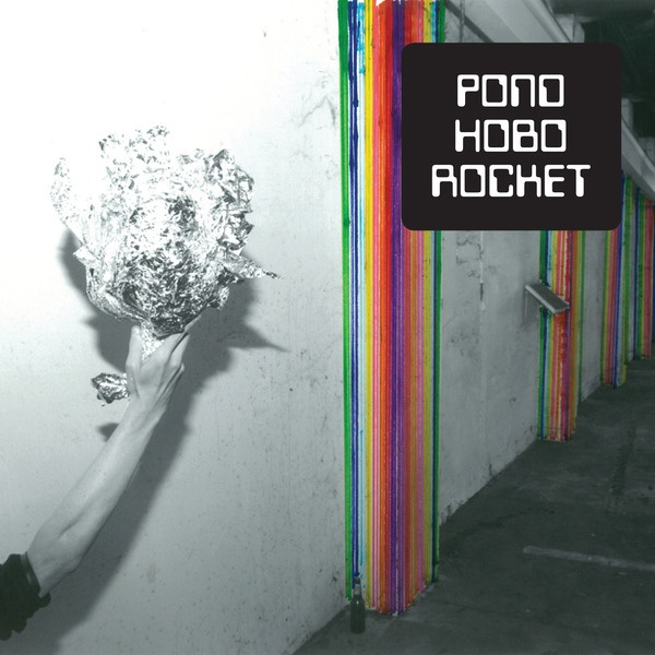 Cover POND, hobo rocket