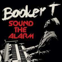 Cover BOOKER T, sound the alarm