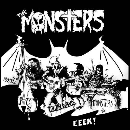 MONSTERS, masks cover