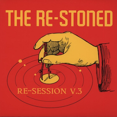 Cover RE-STONED, re-session vol. 3