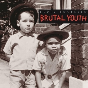 Cover ELVIS COSTELLO, brutal youth
