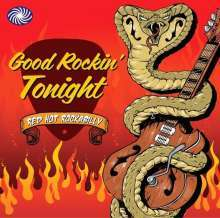 Cover V/A, good rockin´ tonight (red hot rockabilly)