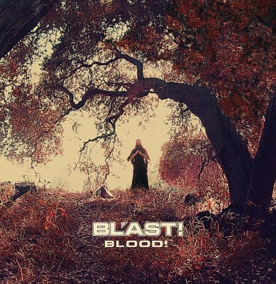 Cover BL´AST, blood