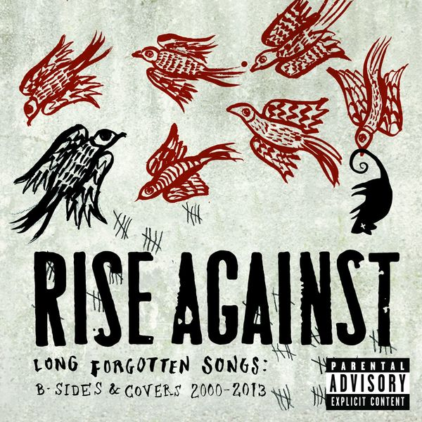 Cover RISE AGAINST, long forgotten songs: b sides & covers 2000-2013