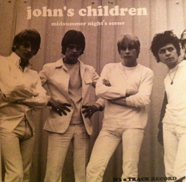 Cover JOHN´S CHILDREN, midsummer night´s scene