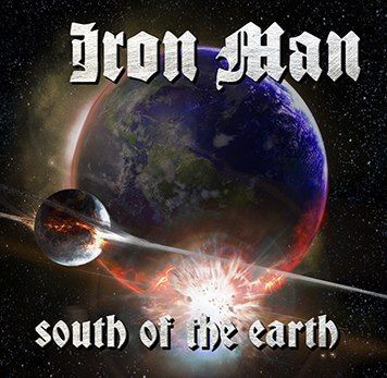 Cover IRON MAN, south of the earth
