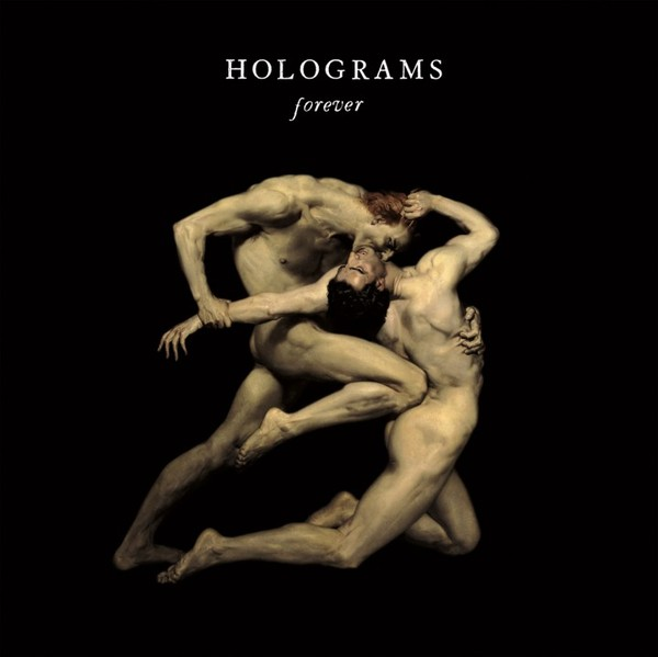 HOLOGRAMS, forever cover