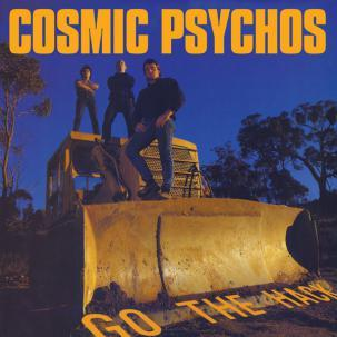 Cover COSMIC PSYCHOS, go the hack