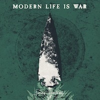 Cover MODERN LIFE IS WAR, fever hunting