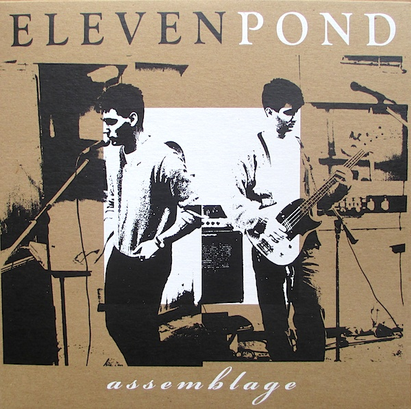 Cover ELEVEN POND, assembledge