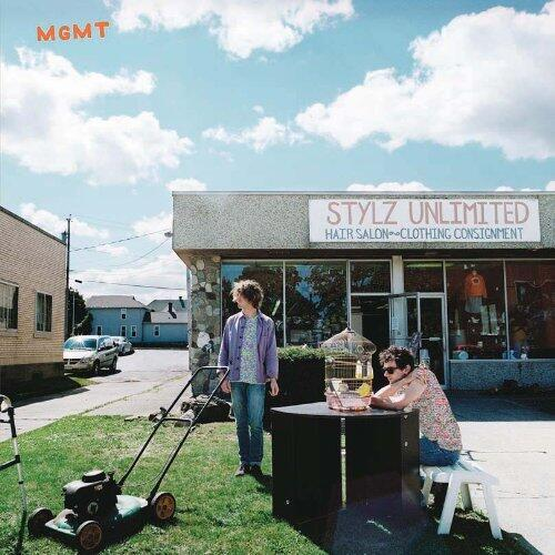 Cover MGMT, s/t
