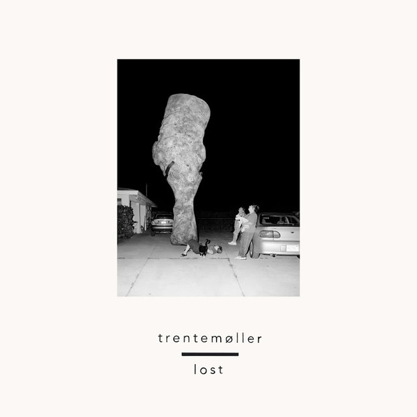 TRENTEMÖLLER, lost cover