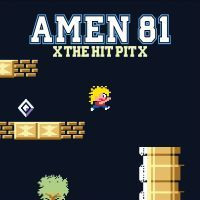 Cover AMEN 81, the hit pit