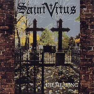 SAINT VITUS, die healing cover