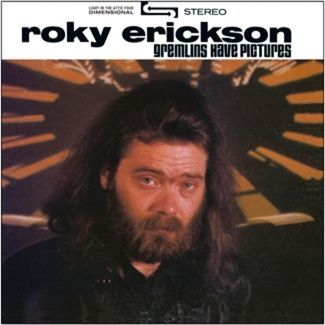 Cover ROKY ERICKSON, gremlins have pictures