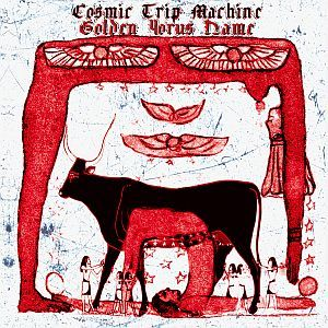 Cover COSMIC TRIP MACHINE, golden horus name