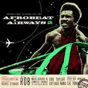 Cover V/A, afrobeat airways vol. 2