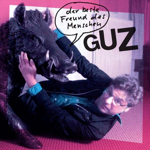 GUZ, der beste freund des menschen cover