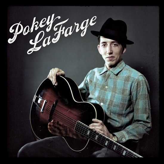 Cover POKEY LAFARGE, central time