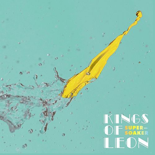 Cover KINGS OF LEON, supersoaker