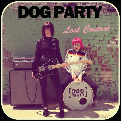 Cover DOG PARTY, lost control