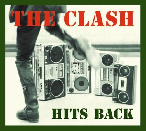 CLASH, hits back cover