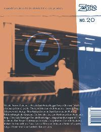 ZONIC JAHRGANG 20, almanach für kulturelle randstandsblicke ... cover