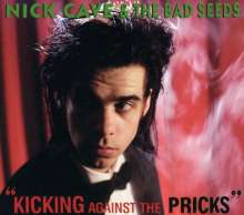 Cover NICK CAVE & BAD SEEDS, kicking against the pricks