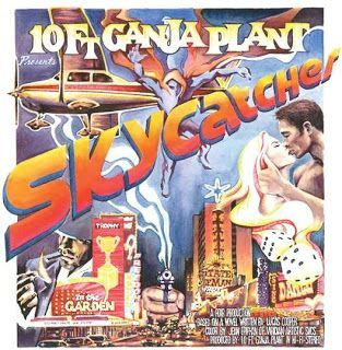Cover 10 FT. GANJA PLANET, skycatcher