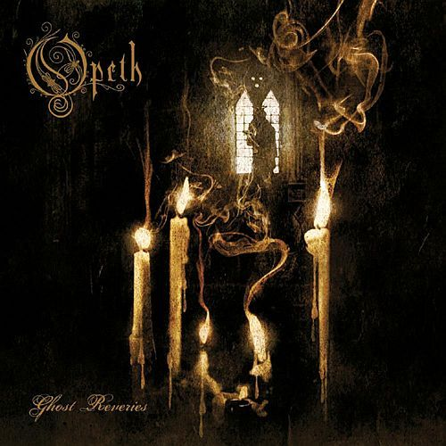 OPETH, ghost reveries cover