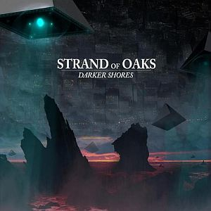 Cover STRAND OF OAKS, darker shores ep