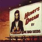 NICK CAVE & BAD SEEDS, henry´s dream cover