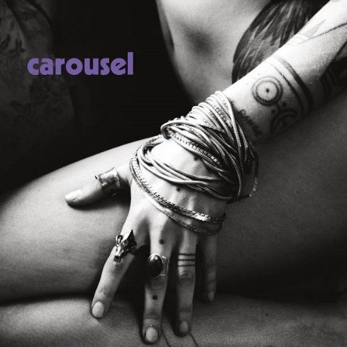 Cover CAROUSEL, jeweler´s daughter
