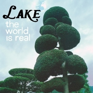 LAKE, the world is real cover