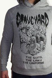GRAVEYARD, goliathsuit (kapu), grey cover
